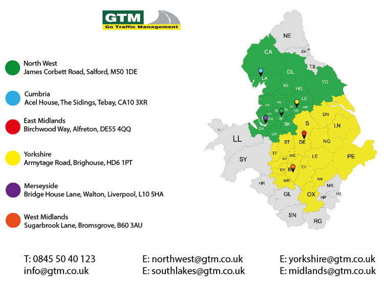 GTM Locations